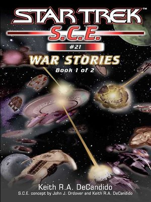 cover image of War Stories Book 1
