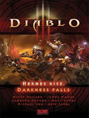 cover image of Heroes Rise, Darkness Falls