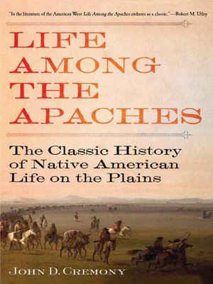 cover image of Life Among the Apaches