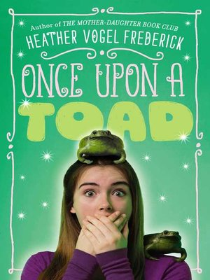 cover image of Once Upon a Toad