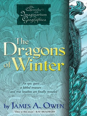 cover image of The Dragons of Winter