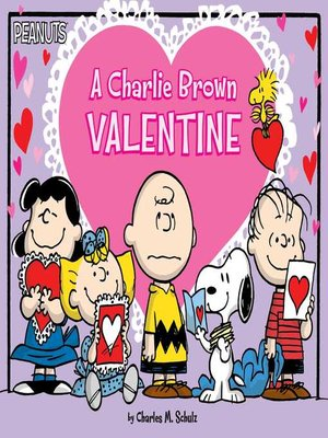 cover image of A Charlie Brown Valentine