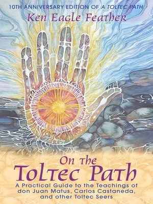 cover image of On the Toltec Path