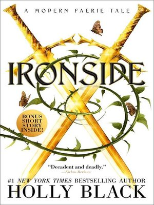 cover image of Ironside