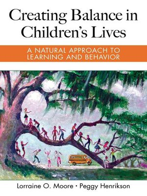 cover image of Creating Balance in Children's Lives
