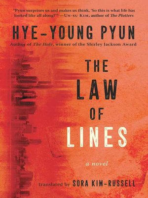 cover image of The Law of Lines