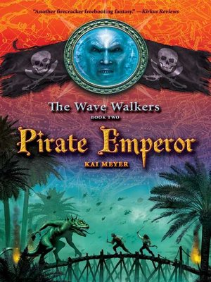 cover image of Pirate Emperor
