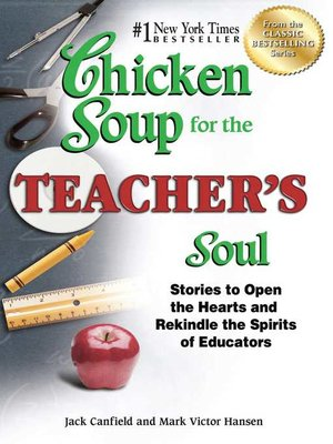 cover image of Chicken Soup for the Teacher's Soul