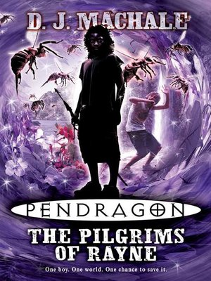 cover image of The Pilgrims of Rayne