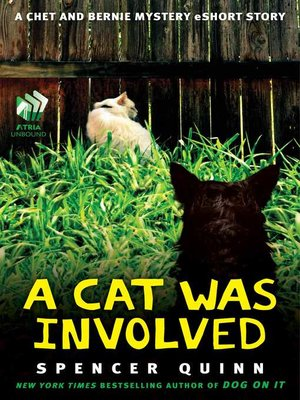 cover image of A Cat Was Involved