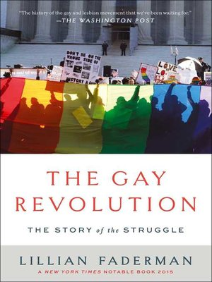 cover image of The Gay Revolution