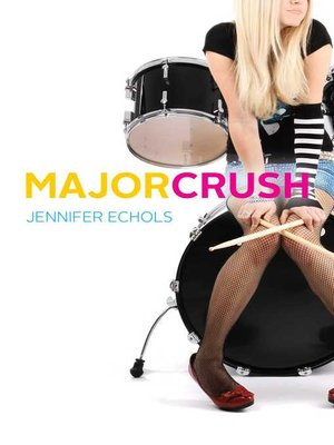 cover image of Major Crush
