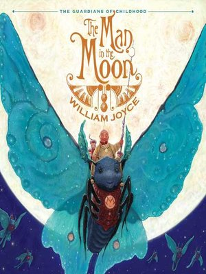 cover image of The Man in the Moon
