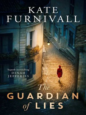 cover image of The Guardian of Lies