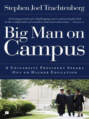 cover image of Big Man on Campus