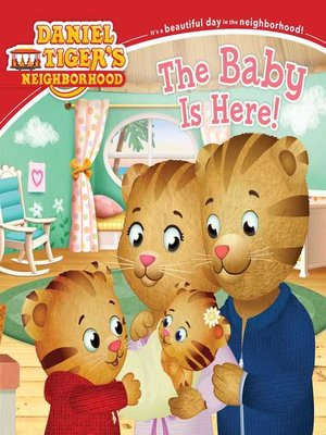cover image of The Baby Is Here!