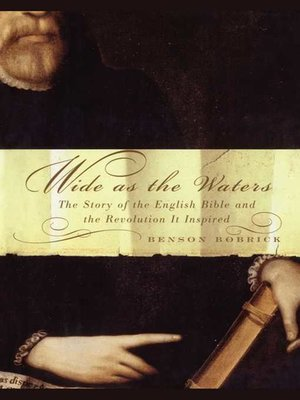 cover image of Wide As the Waters