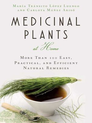 cover image of Medicinal Plants at Home