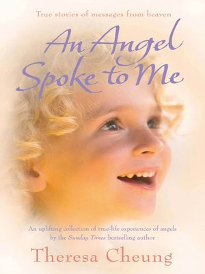 cover image of An Angel Spoke to Me