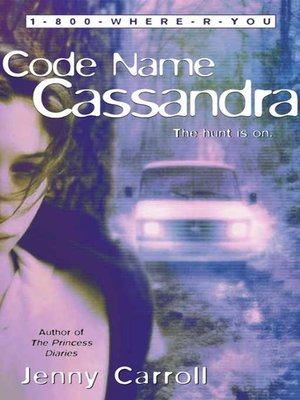 cover image of Code Name Cassandra