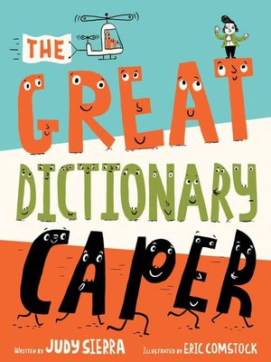 cover image of The Great Dictionary Caper