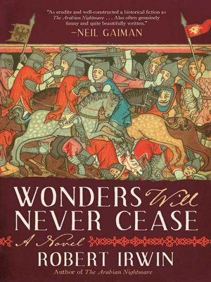 cover image of Wonders Will Never Cease
