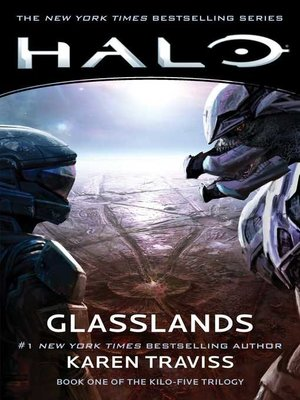cover image of Glasslands: Book One of the Kilo-Five Trilogy