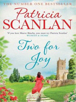 Patricia scanlan overdrive rakuten overdrive ebooks two for joy fandeluxe Ebook collections