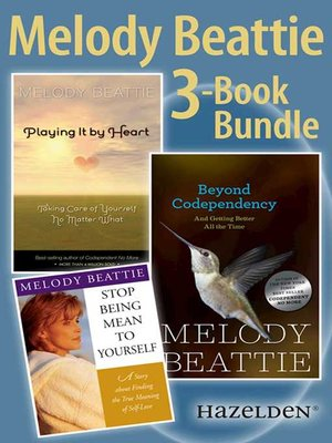 cover image of Melody Beattie 3 Title Bundle