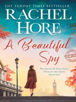 cover image of A Beautiful Spy