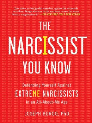 cover image of The Narcissist You Know