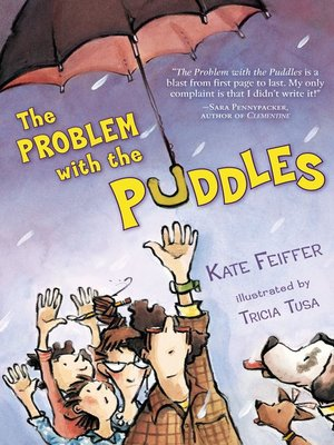 cover image of The Problem with the Puddles