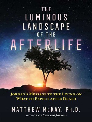 cover image of The Luminous Landscape of the Afterlife