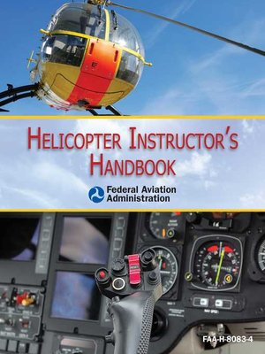 cover image of Helicopter Instructor's Handbook