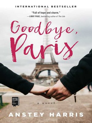 cover image of Goodbye, Paris