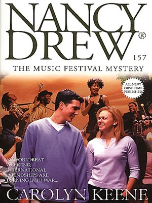cover image of The Music Festival Mystery