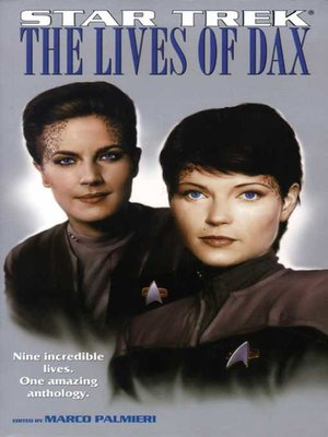 cover image of The Lives of Dax