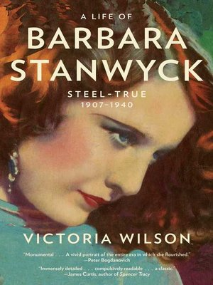 cover image of A Life of Barbara Stanwyck