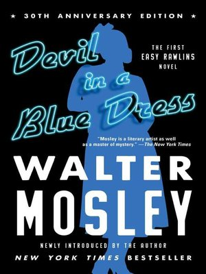 cover image of Devil in a Blue Dress