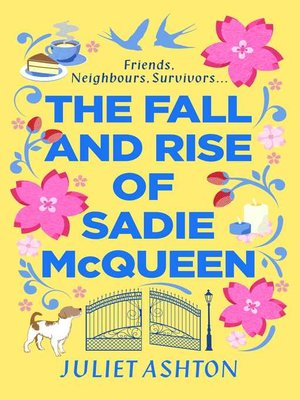 cover image of The Fall and Rise of Sadie McQueen