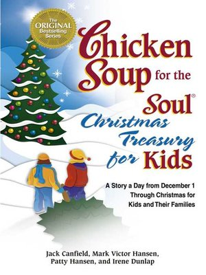 cover image of Chicken Soup for the Soul Christmas Treasury for Kids