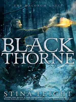 cover image of Blackthorne