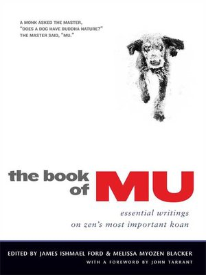 cover image of The Book of Mu