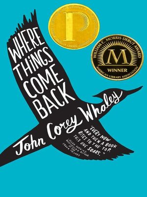 cover image of Where Things Come Back
