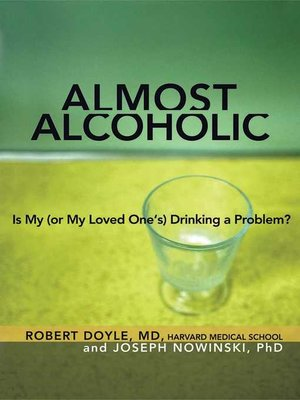 cover image of Almost Alcoholic