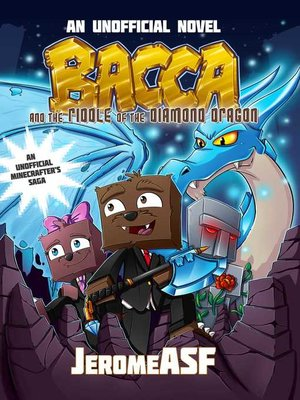cover image of Bacca and the Riddle of the Diamond Dragon