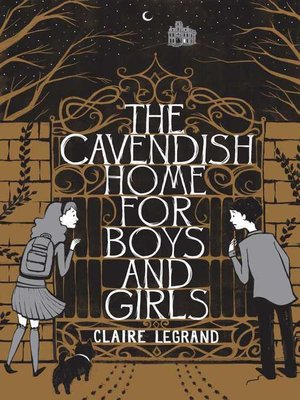 cover image of The Cavendish Home for Boys and Girls