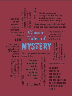 cover image of Classic Tales of Mystery