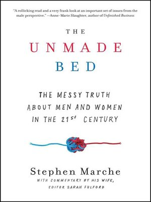 cover image of The Unmade Bed