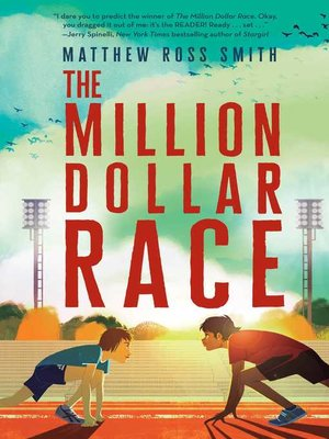 cover image of The Million Dollar Race